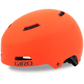 Giro Quarter FS Helmet Matte Vermillion/Flame